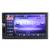 """7 """"Android Rádio Do Carro Do Bluetooth Mp5 Player 2 din no traço HD de Áudio e Vídeo Player Touch Screen com Câmera suporte Mãos Livres chamando"""