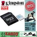 Kingston карта micro sd для GoPro дроны 16 ГБ 32 ГБ 64 ГБ памяти microsd карты class 3 UHS-I U3 4 К видео действий камеры камеры оптовая