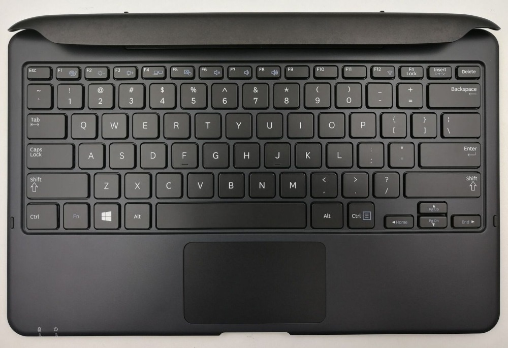New Gernuine Keyboard Samsung AA-RD8NMKD Ativ Smart Pc XE700T1C US Keyboard Dock 11.6 Black new detachable official removable original metal keyboard station stand case cover for samsung ativ smart pc 700t 700t1c xe700t