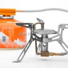 Газовая плита высокой мощности 2990 Вт портативная разделенная наружная походная плита огонь клен FMS-118 46 г