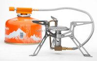 Gas stove High Power 2990W Portable Split Outdoor Camping Stove Fire Maple FMS 118 46g Free Shipping