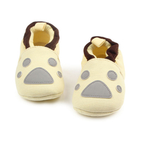 2016 New Style Newborn Baby Shoes Infant Shoes Winter Soft Cotton Baby First Walker Baby Shoes