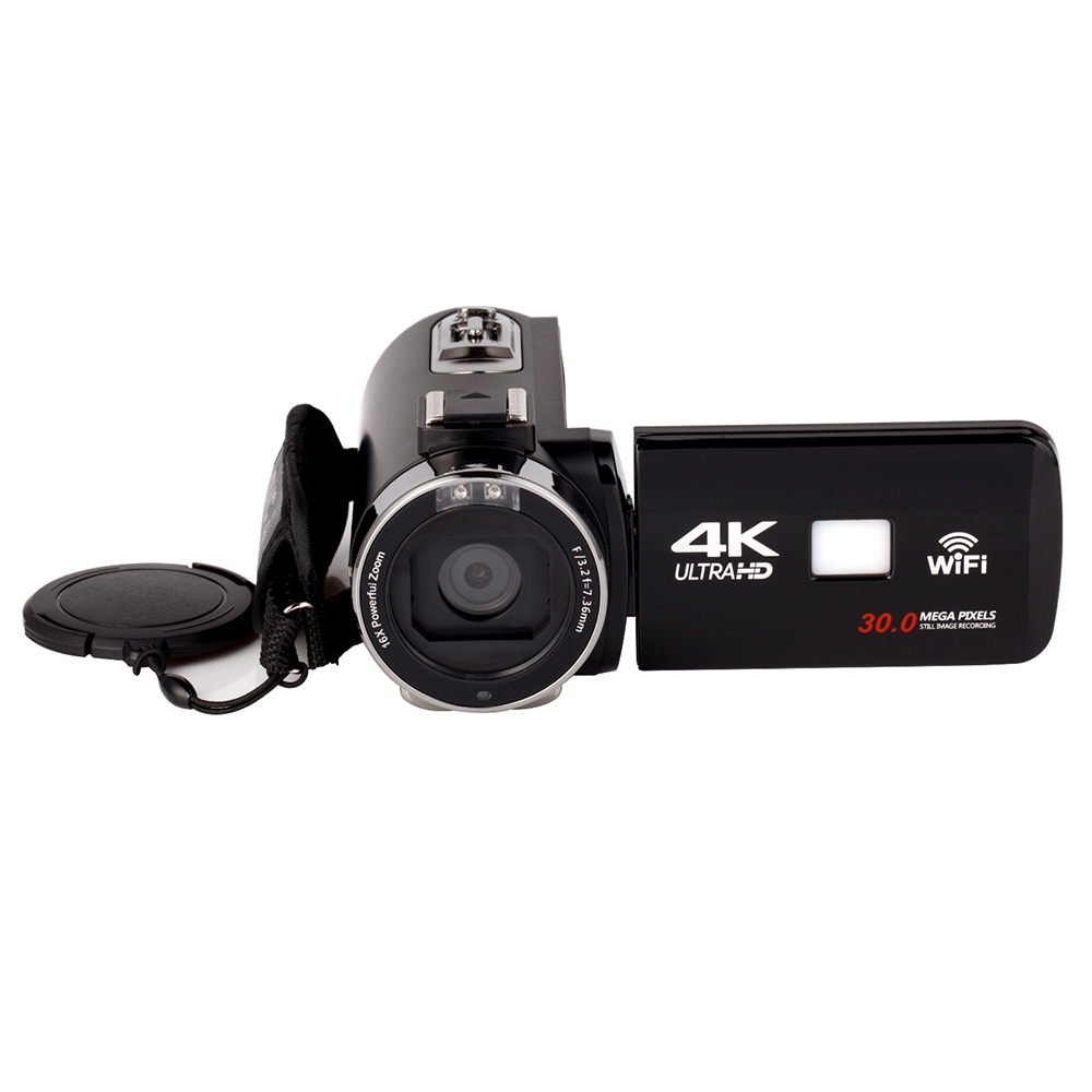 4 K appareil photo numérique voyage aventure maison professionnel infrarouge coup de nuit portable DV