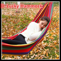 Free Shipping 2 People Hammock 2016 Camping Survival Garden Hunting Leisure Travel Double Person Portable Parachute