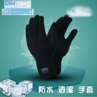 Men High Quality TouchFit HY Breathable Coolmax Running Waterproof Windproof Antiskid Outdoor Skiing Cycling Sport Gloves