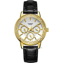 Casio watch Fashion Business Three Waterproof Steel Ladies LTP-2087GL-1A LTP-2087GL-4A LTP-2087GL-5A LTP-2087L-4A LTP-2087G-4A