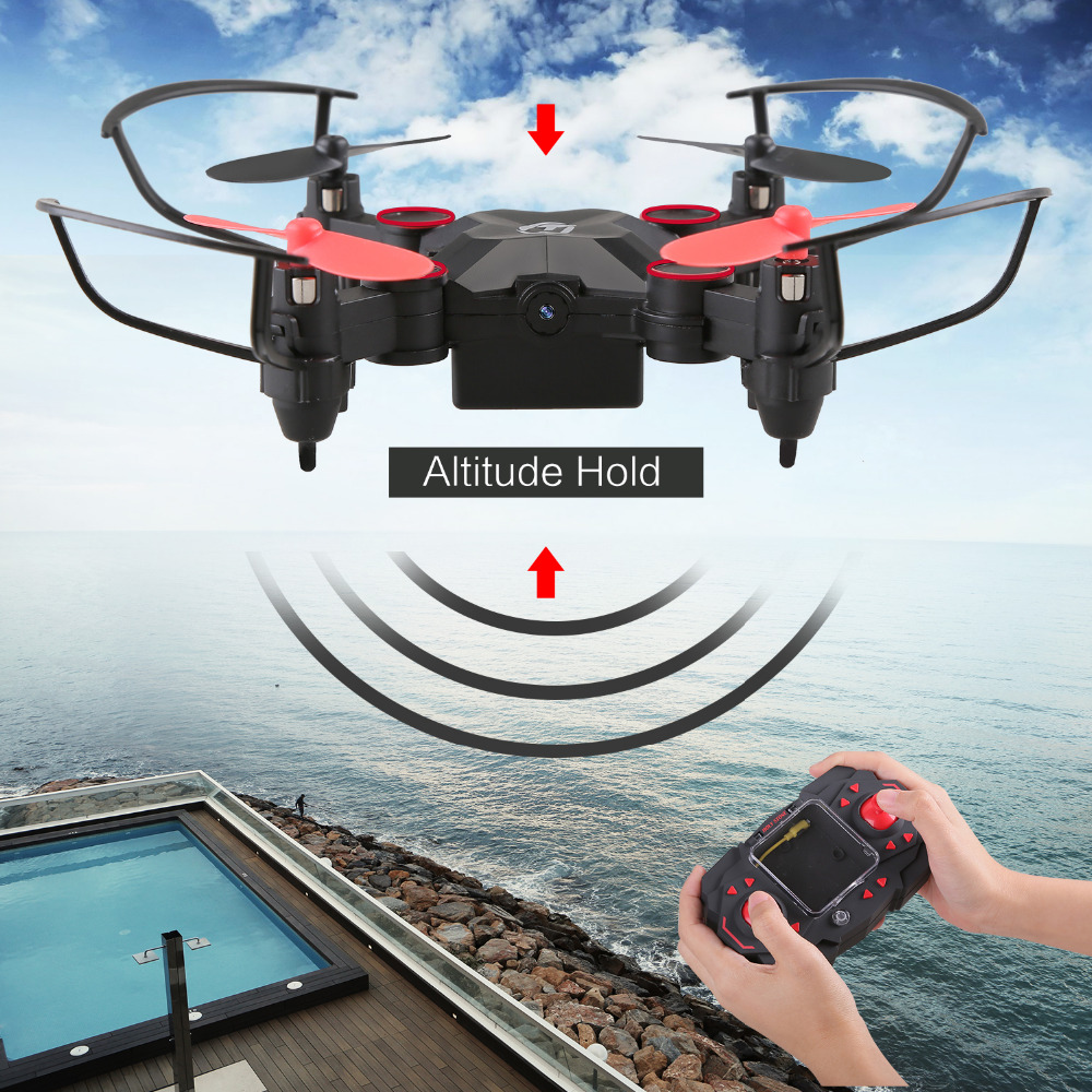 Holy Stone HS190W FPV Drone met Camera Mini RC Helicopter Opvouwbare - Radiografisch bestuurbaar speelgoed - Foto 2