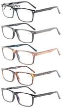 R899-5 Mix Eyekepper 5-Pack Reading Glasses Professor Vintage Style Spring Hinges Arms Included 2 Computer Glasses