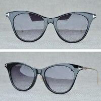 Vazrobe солнцезащитные очки для женщин Кошачий глаз черные черепахи Винтажные Солнцезащитные очки для женщин Роскошные Дизайнерские кошачий