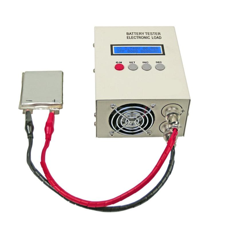 EBC-A20 testeur de batterie 30 V 20A 85 W Lithium Batteries au plomb Test de capacité 5A Charge 20A décharge Support PC contrôle logiciel