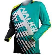 Гоночная Мужская 360 футболка для мотокросса по бездорожью синяя/белая мотоциклетная футболка гоночная велосипедная одежда из трикотажа
