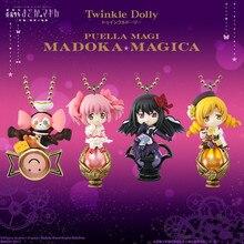 NEW hot 6cm 4pcs/set Puella Magi Madoka Magica Kaname