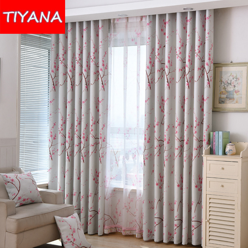 curtain sets living room sale jacquard tulle curtain set for living room breathable 4 colors. Black Bedroom Furniture Sets. Home Design Ideas