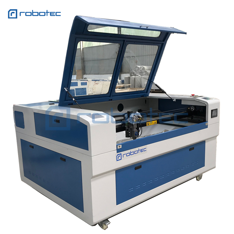 Metal And Nonmetal Dual Heads 150w + 90w Laser Cutter Engraver