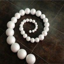 2000pcs/bag Free shipping sale of polyethylene foam balls 2cm Early childhood teaching supplies 012001002