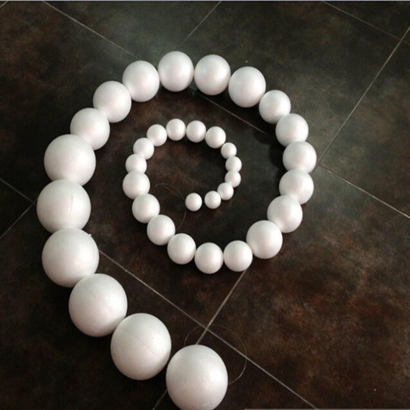 2000 հատ / պայուսակ Պոլիէթիլենային փրփուր գնդակների անվճար առաքում 2 սմ Վաղ մանկության ուսուցման պարագաներ 012001002