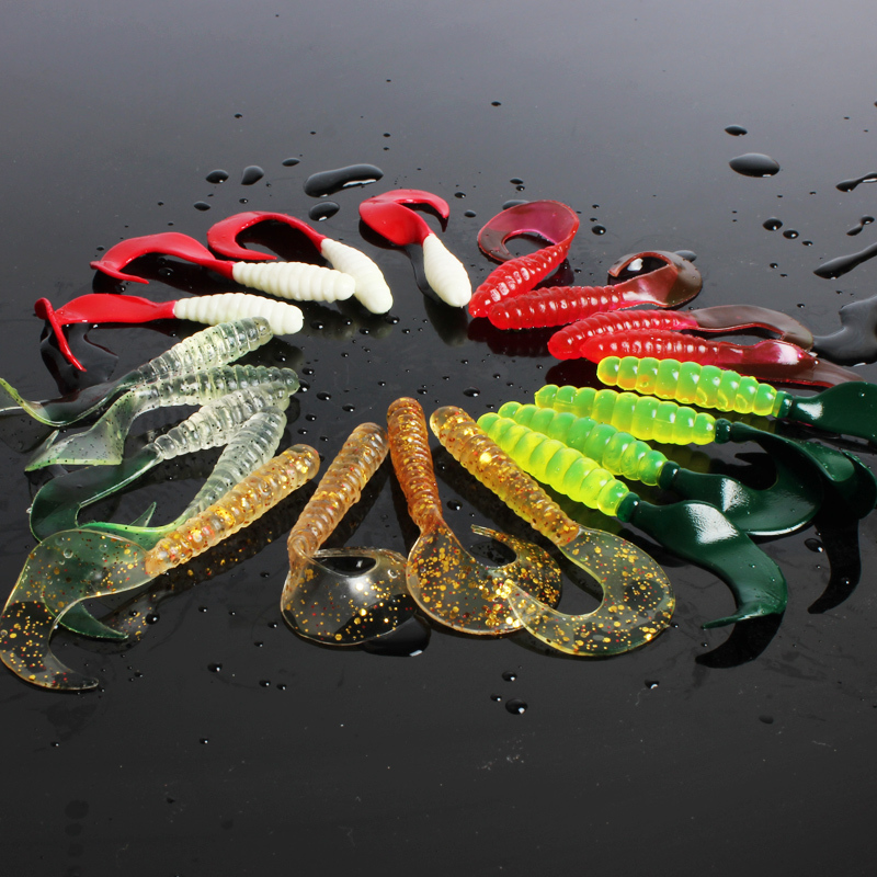 Sougayilang promotion 100pcs lot 5kinds of of color 6 for Big fish tackle