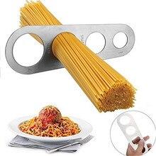 Спагетти инструмент измерения-из нержавеющей стали, для спагетти паста ограничитель лапша измеритель 4 весы паста часть Управление гаджеты