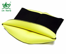Free shipping Unisex Hot Neoprene Waist Slimming Fitness Belt by CN Herb  (Sport, Shapewear, Tummy Trimmer Girdle)