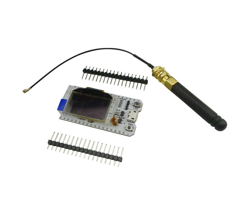 Aihasd 0.96 OLED Дисплей esp32 с 868-915 мГц Телевизионные антенны WI-FI <font><b>Bluetooth</b></font> Lora развитию трансивер sx1276 <font><b>IOT</b></font> для arduino
