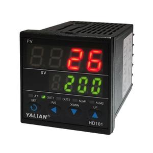 Image 2 - Новинка 2018, красивый Высокоточный ПИД контроллер температуры в духовке, цифровой регулятор температуры хорошего качества для промышленности и т. Д.