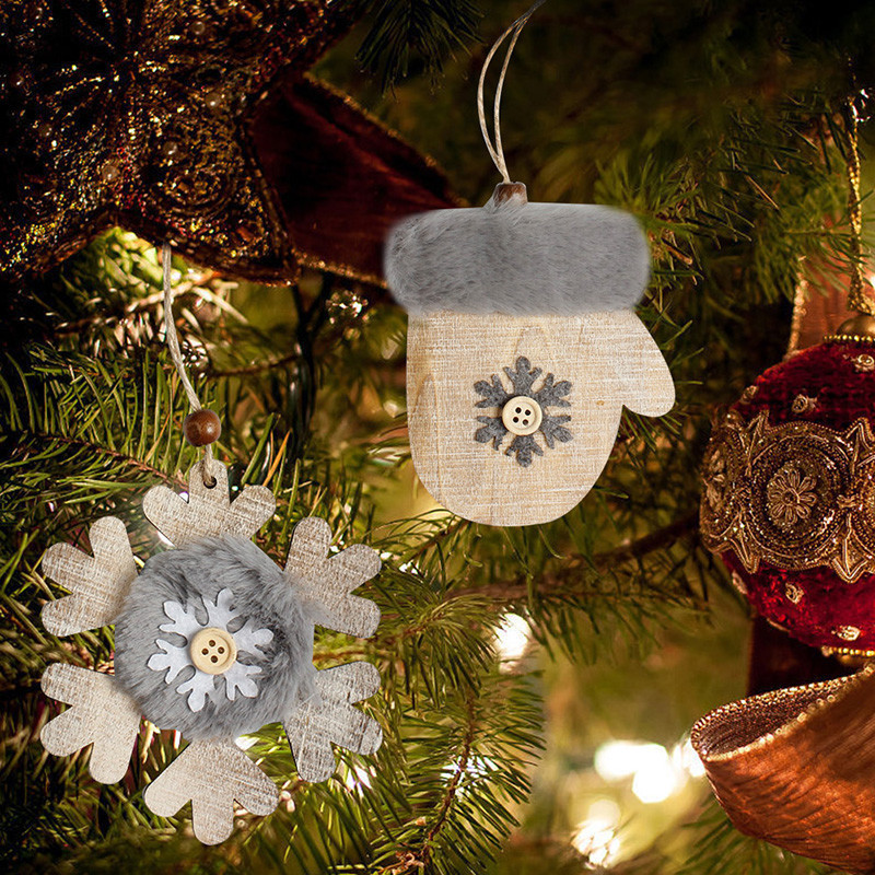 Polymer Clay Christmas Decorations.Us 0 66 16 Off 2018 New Year Cartoon Animal Snowflake Bells Hanging Christmas Tree Ornament Hand Made Polymer Clay Christmas Decorations Gifts In