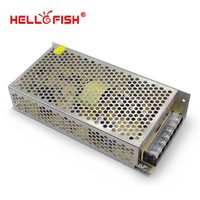 Hello Fish 12V 10A 120W 12V Led Strip Transformer Switching Power Supply