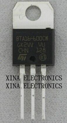 Datasheet) bta16-600c pdf 16a triacs tiger electronic co. ,ltd.