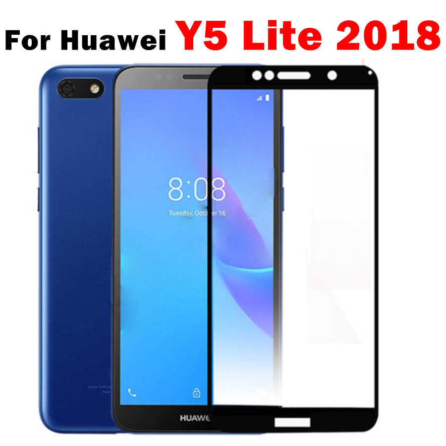 زجاج الأمان لهواوي y5 لايت 2018 زجاج واقي huavei y 5 prime 2018 y7 pro 2019 واقي للشاشة 5y y 7 7y light huawei i