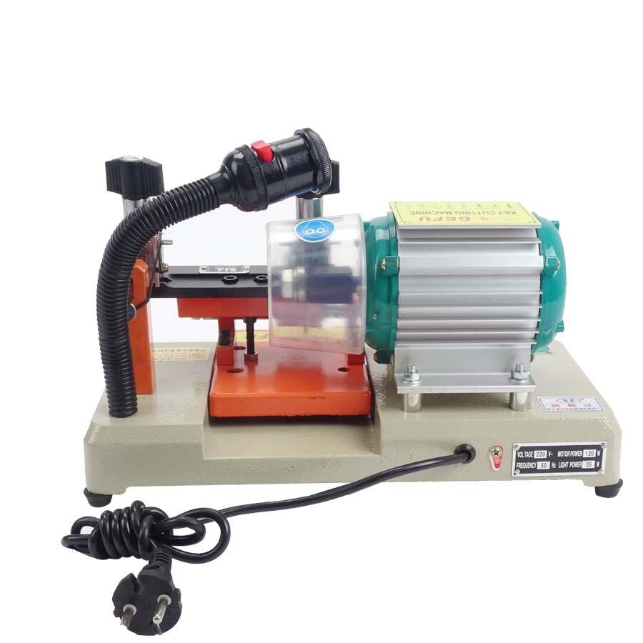 Clé Machine de découpe clé dupliquée Machine porte voiture serrure clé copieur Machine pour serrurier Cutter RH-238RS