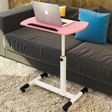 Modern Design Computer Desk Laptop Table For Bed Folding Install Easy Portable Bed Table Laptop Standing Desk(China)