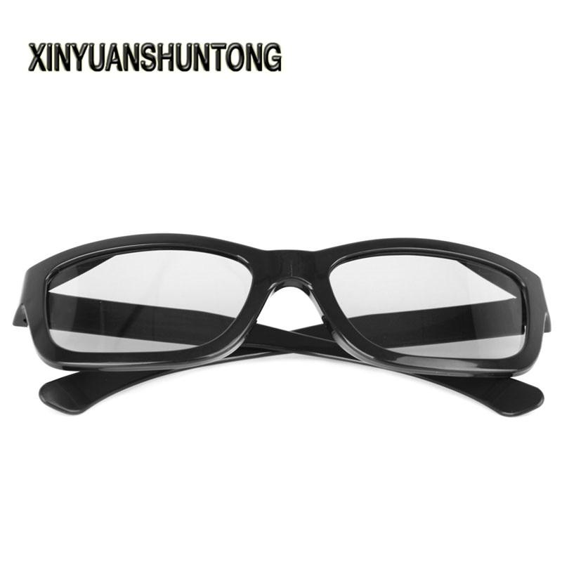 XINYUANSHUNTONG 3D Glasses Circular Polarized Passive 3D