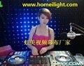 DJ Matrix led vision ткань, светодиодные видение занавес, видео-дисплей, светодиодные видео ткань с RGB 2*4 М
