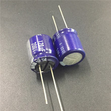 5pcs 120uF 200V Y Series 18x20mm Original High quality 200V120uF Aluminum Electrolytic capacitor