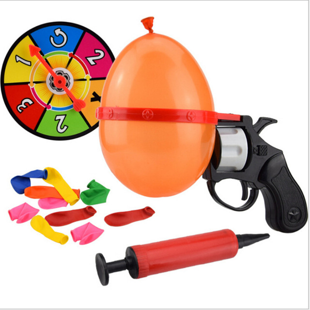 Balloon roulette game lucky amulets for gambling