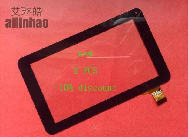 ailinhao New 7 inch for DEXP Ursus Z170 Kid's capacitive touch screen panel Glass Sensor Replacement Free Shipping new 7 85 7 9 inch tablet touch screen fpc cy080066 00 cy080066 00 touch panel digitizer glass sensor replacement free shipping