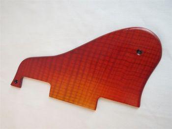 1 Uds., golpeador de madera de arce hecho a mano para Gibson ES-335, corto #4420
