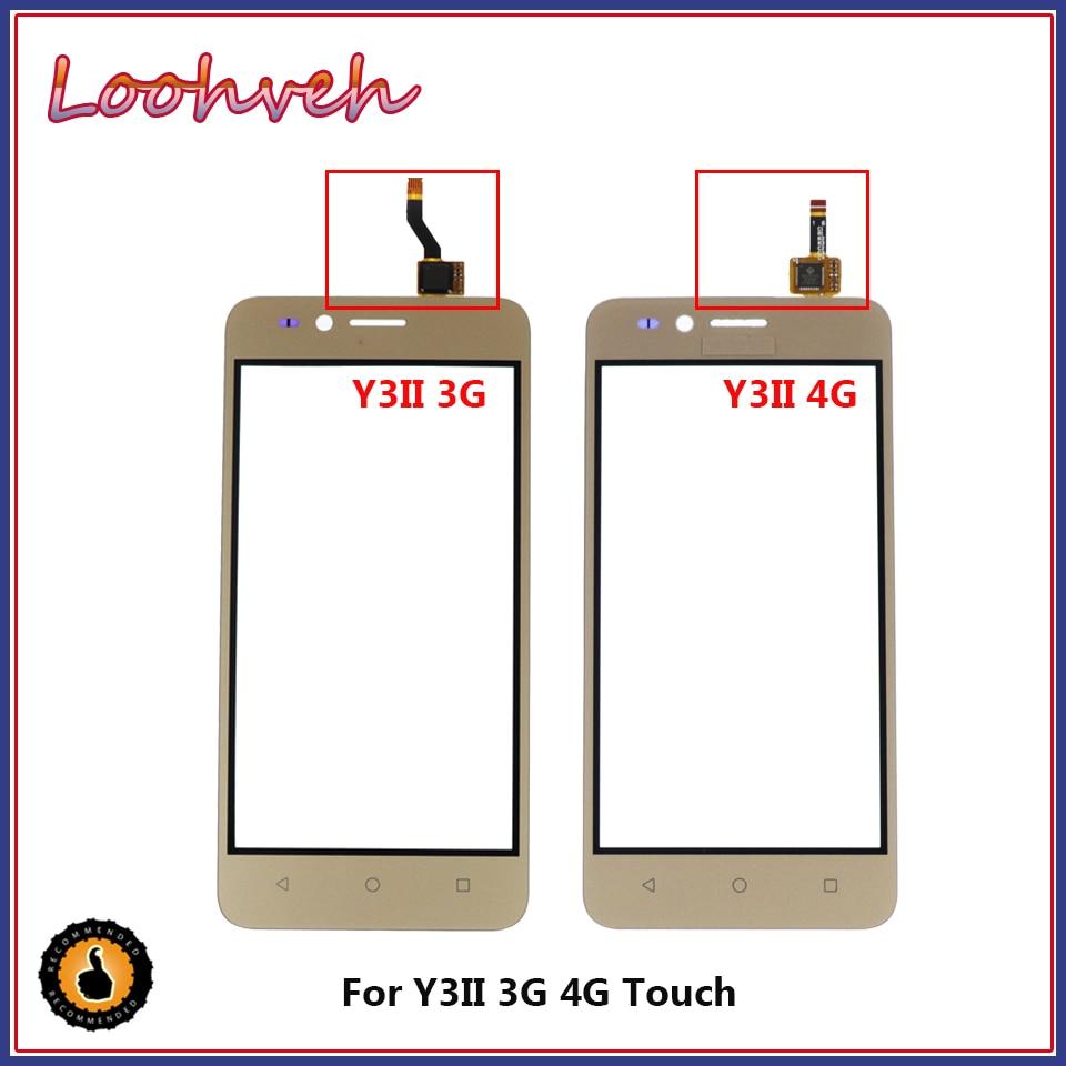Touchscreen Sensor 4.5'' For Huawei U22 Y3ii Y3 II Y3 2 LUA-U03 LUA-L03 LUA-U23 LUA-L13 LUA-L21 Touch Screen Glass Panel