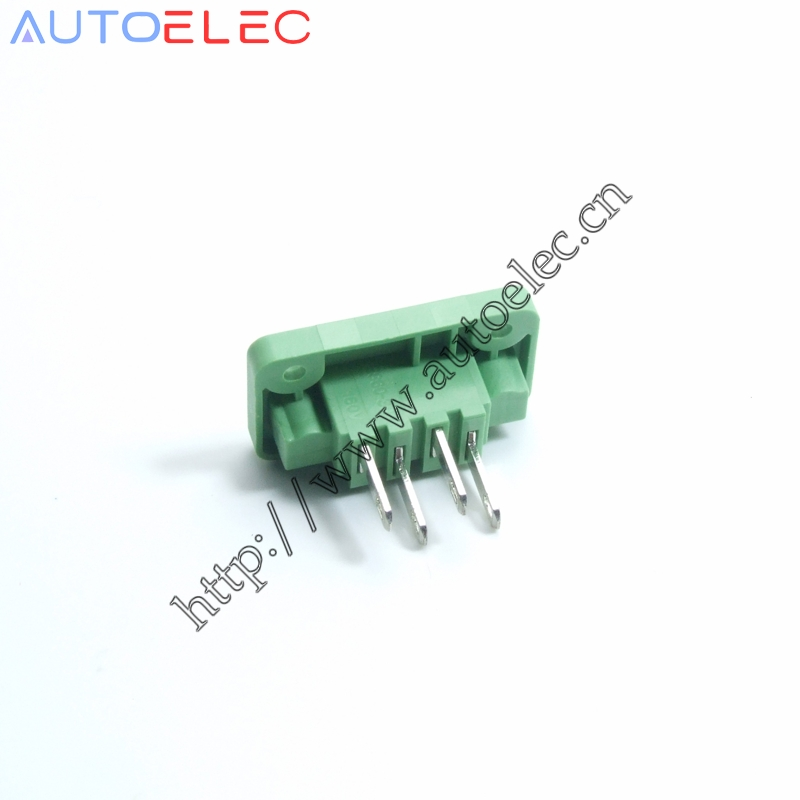 200pcs/lot 3.81mm pitch 2EDGKM 4P pcb terminal blocks female connector with screw lock PCB Female Plug MC1.5/4-STF-3.81 1827729 200pcs lot 2sa950 y 2sa950 a950 to 92 transistors