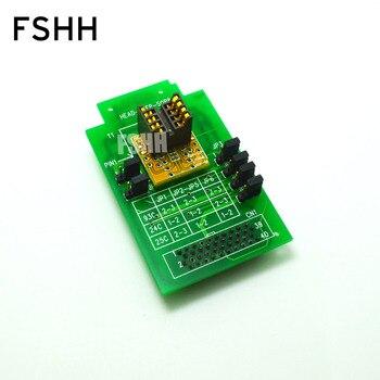 HEAD-SEEP-DIP8 HEAD-DIP8 Adapter for HI-LO GANG-08 Programmer Adapter 300mil DIP8 IC SOCKET op37gp dip8 op37 op37g