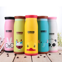 Vacuum Flasks Stainless Steel Insulated Thermos Cup Drinking Bottle