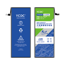 YCDC high capacity Lithium Battery For Apple iPhone 4 4S 5  5S 6 Plus Replacement Batteries Internal Phone batteries