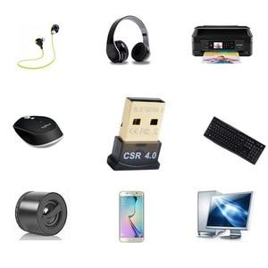 Image 5 - Nouvel adaptateur USB Bluetooth mini Dongle USB pour ordinateur PC sans fil USB Bluetooth transmetteur 4.0 adaptateur récepteur de musique