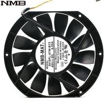 Тонкий промышленный вентилятор охлаждения для NMB 5910PL-07W-B75 17025 17 см 170 мм DC 48 В 0.85A