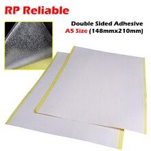 Размер А5(148 мм х 210 мм) Высокая связь двусторонняя клейкая лента лист для картин офисная бумага ремесло DIY использование