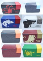 game of thrones house symbol board game cards box case containers game card for cards magical ,the Yu Gi Oh cards