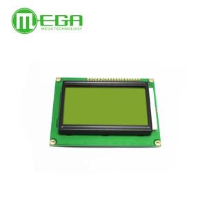 Image 4 - Neue 10PCS 12864 128x64 Dots Grafik Grün Farbe Hintergrundbeleuchtung LCD Display Modul für arduino raspberry pi