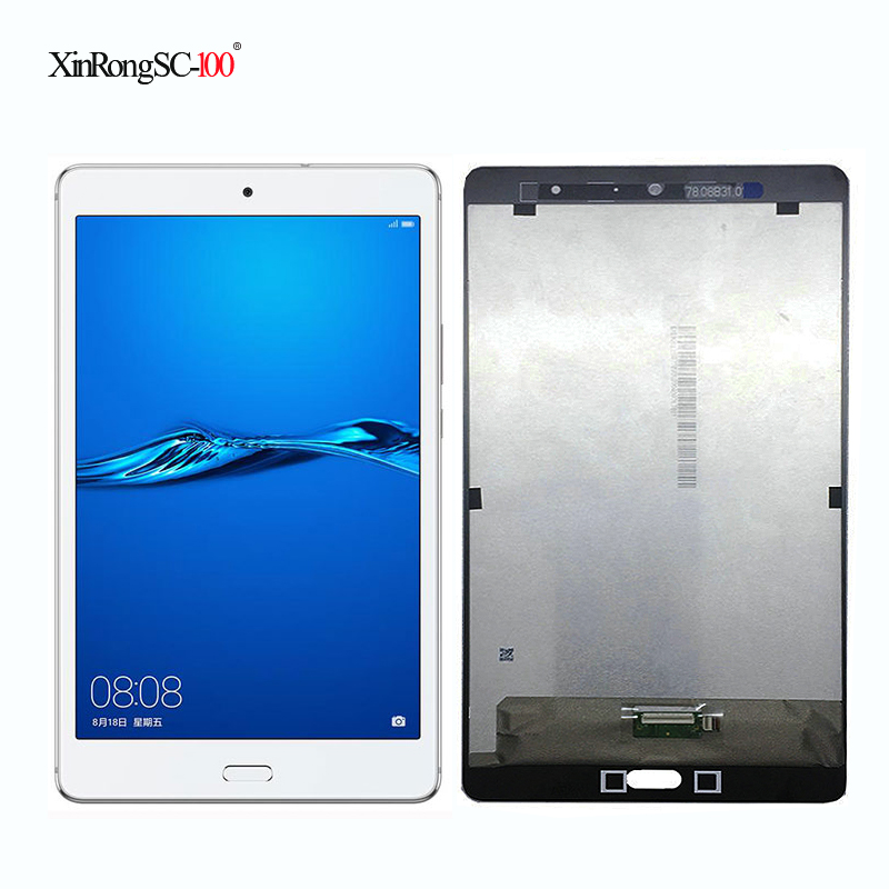 For Huawei MediaPad M3 Lite 8 8.0 CPN-W09 CPN-AL00 CPN-L09 LCD Display +Touch Screen Digitizer Assembly tempered glass for huawei mediapad m3 lite 8 8 0 cpn l09 w09 cpn al00 transparent screen protective film tablet screen protector