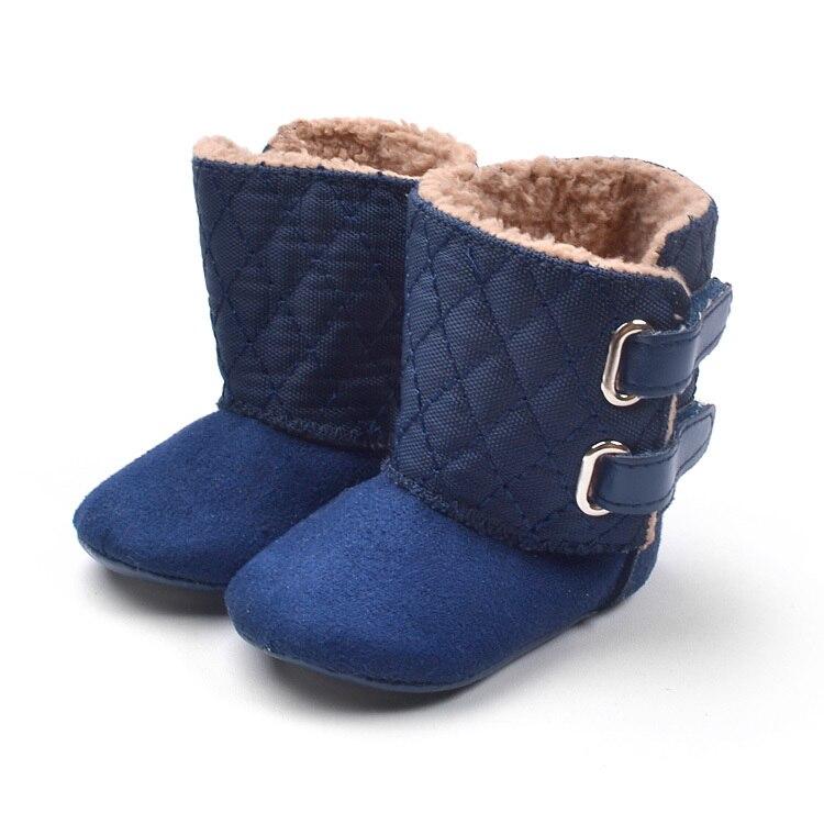 Aliexpress.com : Buy Baby Autumn Winter Boots Fashion Diamond Snow ...