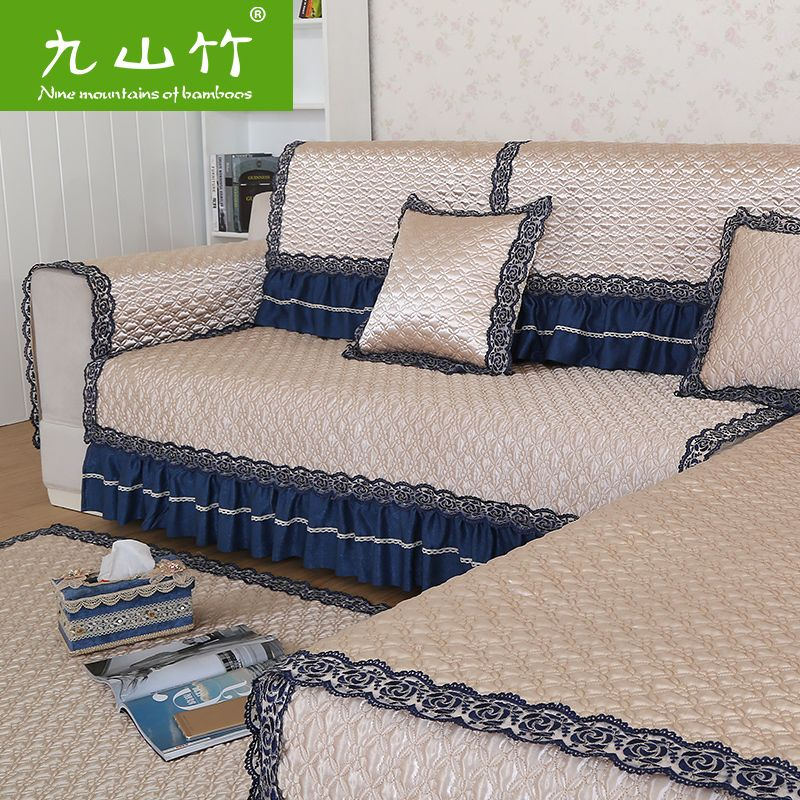 Korean Slipcover Sofa Cushion Slip Pillow Cover Custom Made To Order In From Home Garden On Aliexpress Alibaba Group